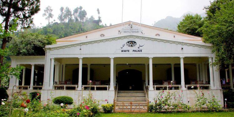 White Palace Marghazar Valley Swat