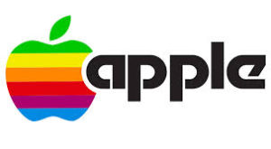 Apple logo modified