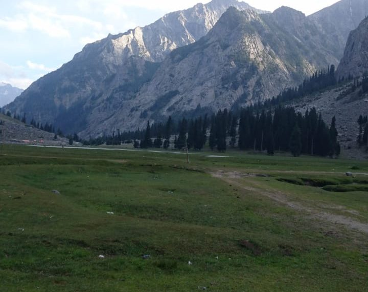 Mahodand Lake, Swat