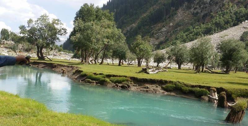 Shahi Bagh, Swat
