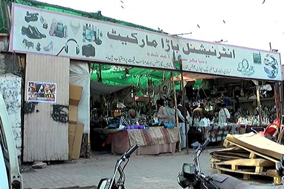 Bara Market Saddar Karachi