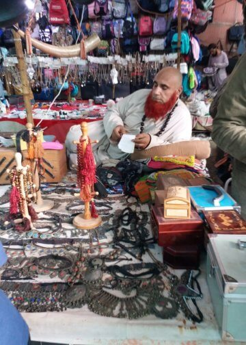 Jewellery Int Bara market
