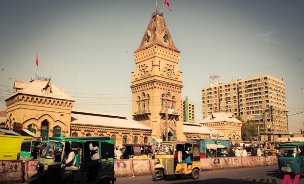 The memorable trip to Empress market saddar
