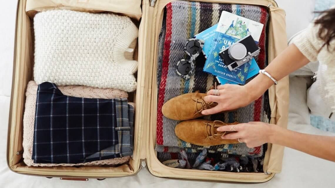 packing your bag for honeymoon travel in pakistan