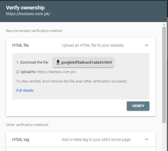 search console account setup1