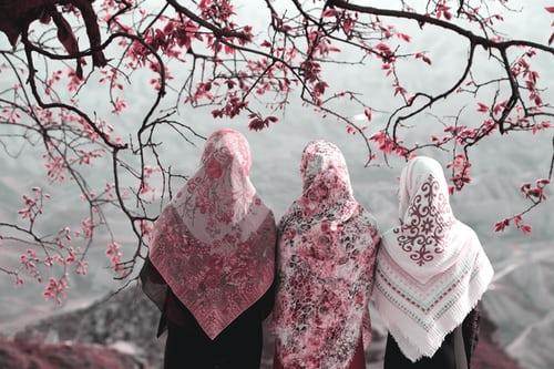 Deen Sisters facebook group for women in Pakistan