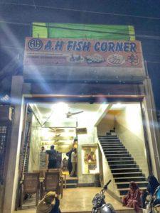 A.H Fish corner