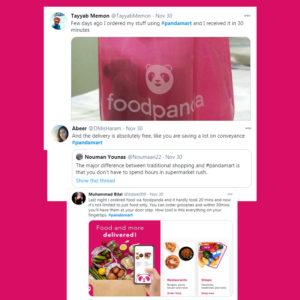Pandamart reviews