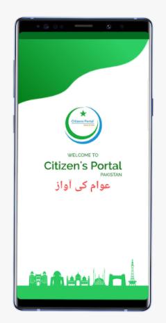 the citizen portal