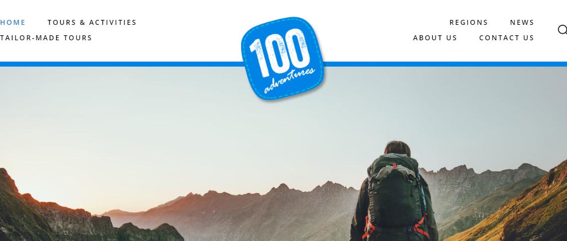 100adventures