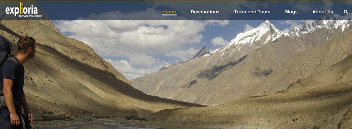 exploria-top travel agencies in Pakistan